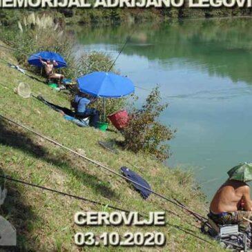 """Ribolovni turnir """"4.  Memorijal  Adrijano  Legović"""""""